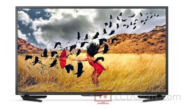 "Sharp 70"" Aquos 4K Ultra HD 120Hz Smart LED TV / LC-70UE30U"