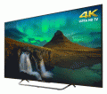 "Sony 65"" 4K Ultra HD 3D Smart LED TV / XBR65X850C photo"