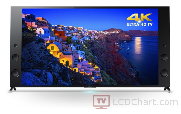 "Sony 75"" 4K Ultra HD 3D Smart LED TV / XBR75X940C"
