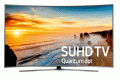 "Samsung 88"" Curved Quantum Dot 4K SUHD LED TV (UN88KS9800)"