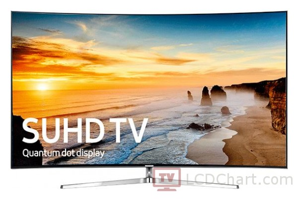 "Samsung 65"" Curved Quantum Dot 4K SUHD LED TV / UE65KS9500"