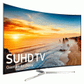 "Samsung 65"" Curved Quantum Dot 4K SUHD LED TV / UE65KS9500 photo"
