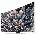 "Samsung 55"" Curved 4K Ultra HD 3D Smart LED TV / UN55HU9000 photo"