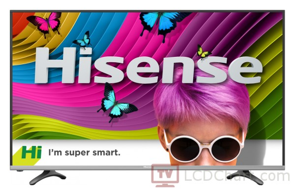 "Hisense 55"" 4K UHD Smart LED TV / 55H8C"