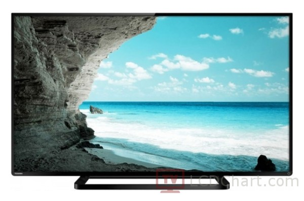 "Toshiba 55"" 4K UHD Smart LED TV / 55U7653"