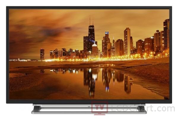 "Toshiba 32"" HD Smart LED TV / 32S3653"