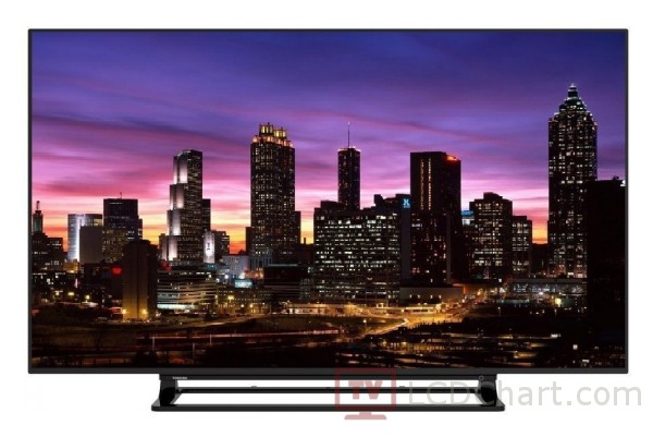 "Toshiba 55"" Full HD Smart LED TV / 55S3653"
