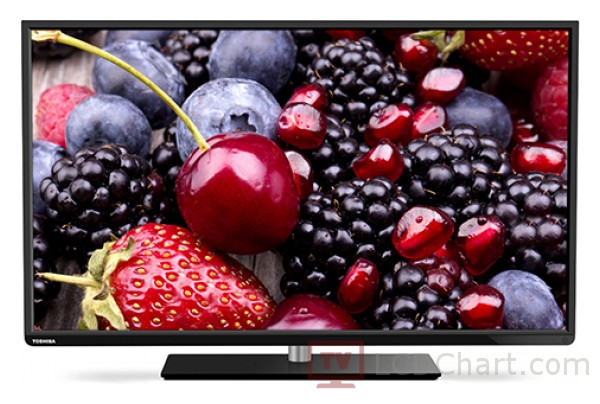 "Toshiba 48"" Full HD Smart LED TV / 48L3553"