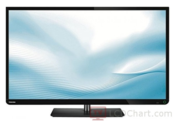 "Toshiba 32"" HD LED TV / 32E2543DG"