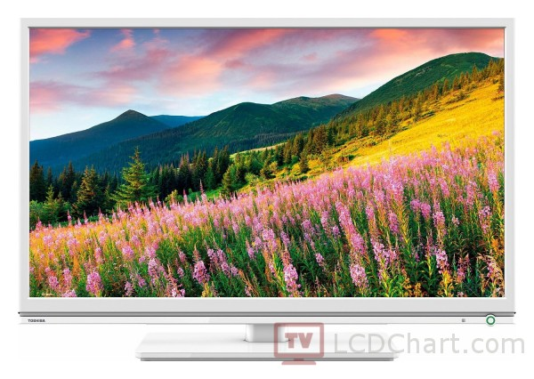 "Toshiba 32"" HD LED TV / 32W1544DG"