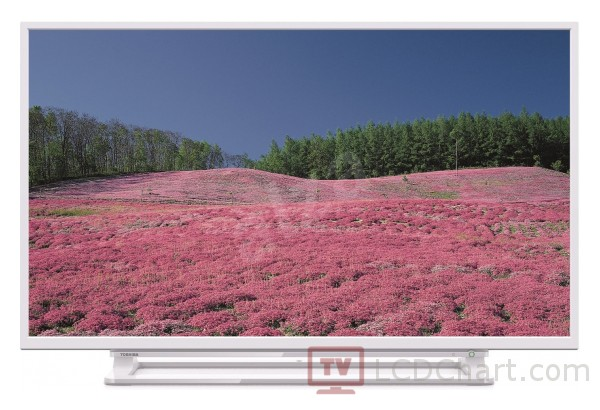 "Toshiba 40"" Full HD LED TV / 40L1534DG"