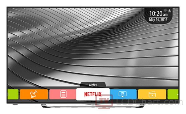 "RCA 55"" Full HD Smart LED TV / SLD55A55RQ"