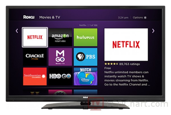"RCA 32"" Full HD Smart LED TV / LRK32G45RQ"
