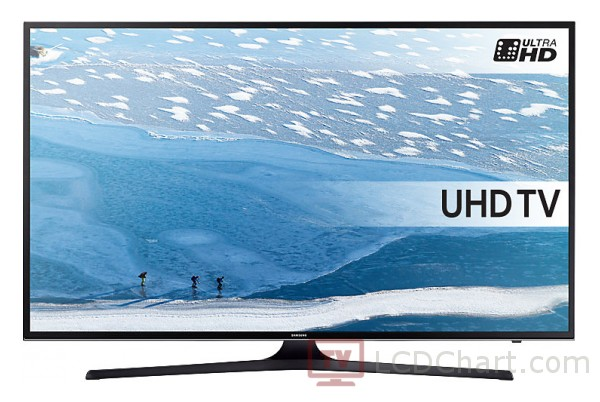 "Samsung 40"" 4K Ultra HD Smart LED TV / UE40KU6072"