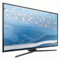 "Samsung 40"" 4K Ultra HD Smart LED TV / UE40KU6072 photo"