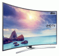 "Samsung 43"" Curved 4K Ultra HD Smart LED TV / UE43KU6650 photo"