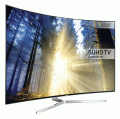 "Samsung 49"" Curved 4K Ultra HD Smart LED TV / UE49KS9000 photo"