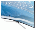 "Samsung 55"" Curved 4K Ultra HD Smart LED TV / UE55KU6172 photo"