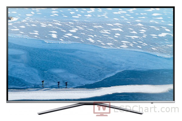 "Samsung 55"" 4K Ultra HD Smart LED TV / UE55KU6400"