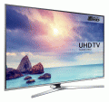 "Samsung 55"" 4K Ultra HD Smart LED TV / UE55KU6470 photo"