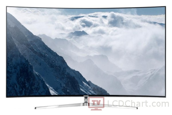 "Samsung 65"" Curved 4K Ultra HD Smart LED TV / UE65KS9000"