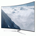 "Samsung 65"" Curved 4K Ultra HD Smart LED TV / UE65KS9000 photo"