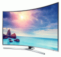 "Samsung 65"" Curved 4K Ultra HD Smart LED TV / UE65KU6680 photo"
