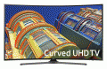 "Samsung 49"" Curved 4K Ultra HD Smart LED TV (UN49KU650D)"
