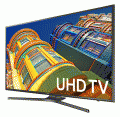 "Samsung 50"" 4K Ultra HD Smart LED TV / UN50KU630D photo"