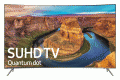 "Samsung 65"" Curved 4K Ultra HD Smart LED TV (UN65KS850D)"