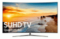 "Samsung 65"" Curved 4K Ultra HD Smart LED TV (UN65KS950D)"