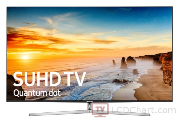 "Samsung 75"" 4K Ultra HD Smart LED TV / UN75KS900D"