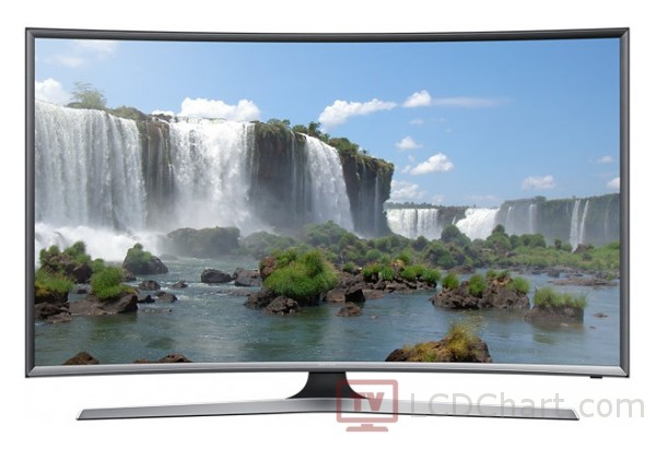 "Samsung 32"" Curved Full HD Smart LED TV / UA32J6300"