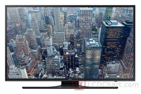 "Samsung 60"" 4K Ultra HD Smart LED TV / UA60JU6400"