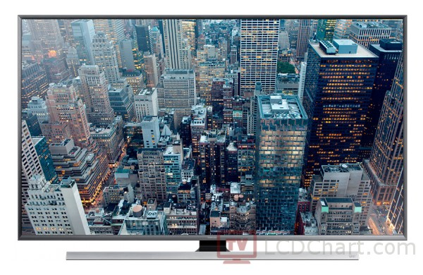 "Samsung 60"" 4K Ultra HD Smart LED TV / UA60JU7000"