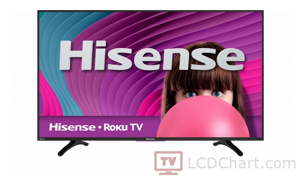 "Hisense 50"" Full HD Smart LED TV / 50H4C"