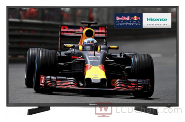 "Hisense 49"" Full HD Smart LED TV / H49M2600"
