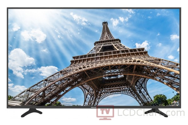 "Hisense 40"" 4K Ultra HD Smart LED TV / 40EC591"