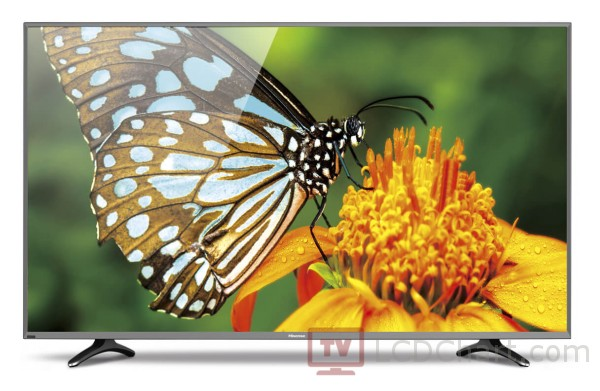 "Hisense 50"" 4K Ultra HD Smart LED TV / 50K321"