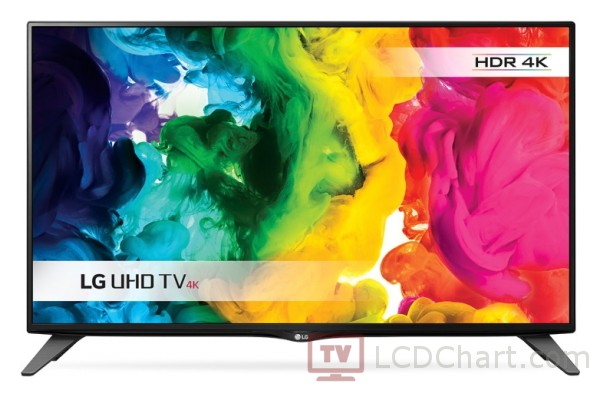 "LG 40"" 4K Ultra HD Smart LED TV / 40UH630V"