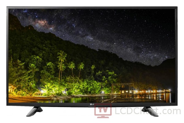 "LG 43"" Full HD Smart LED TV / 43LH5100"
