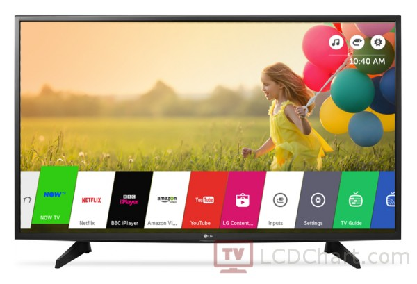 "LG 43"" Full HD Smart LED TV / 43LH570V"