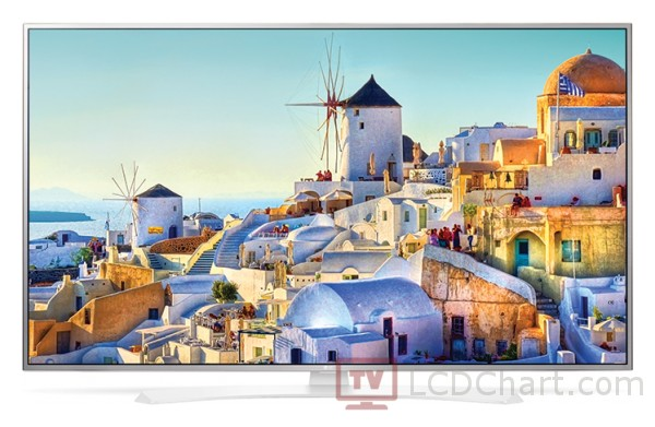 "LG 43"" 4K Ultra HD Smart LED TV / 43UH664V"