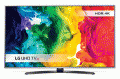 "LG 43"" 4K Ultra HD Smart LED TV (43UH668V)"