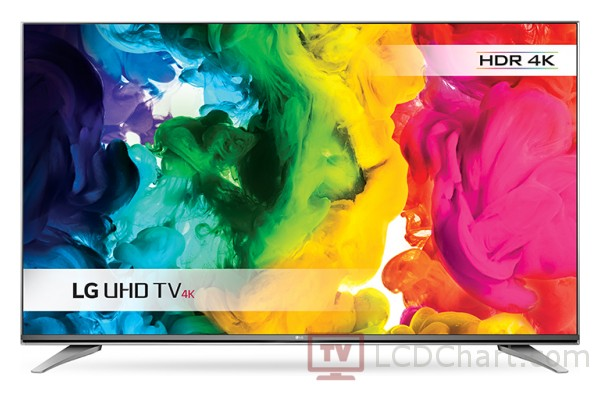 "LG 43"" 4K Ultra HD Smart LED TV / 43UH750V"