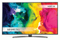 "LG 49"" 4K Ultra HD Smart LED TV (49UH661V)"