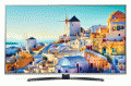 "LG 49"" 4K Ultra HD Smart LED TV / 49UH668V photo"