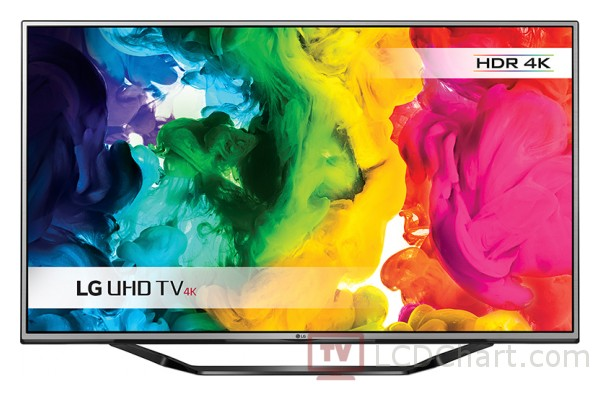 "LG 55"" 4K Ultra HD Smart LED TV / 55UH625V"
