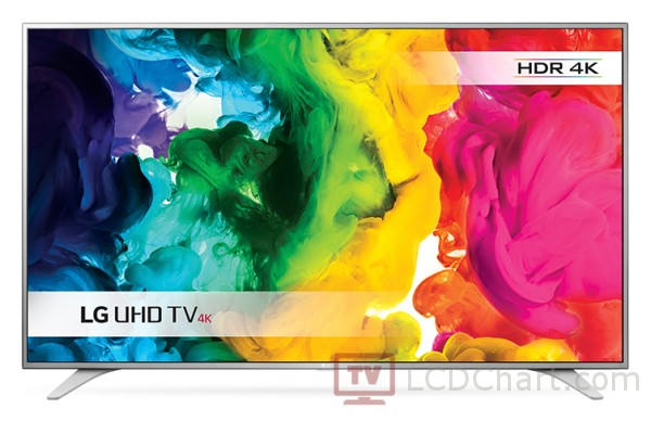 "LG 55"" 4K Ultra HD Smart LED TV / 55UH650V"