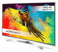 "LG 55"" 4K Ultra HD Smart LED TV / 55UH850V photo"